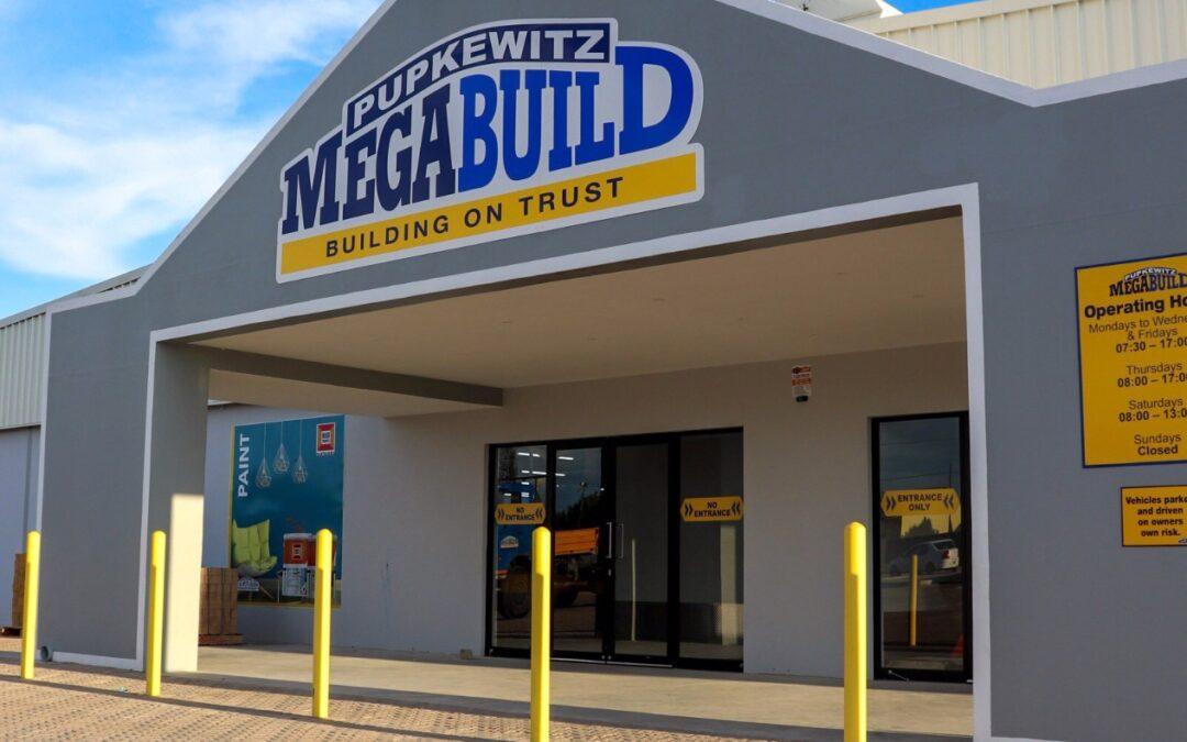 New Megabuild Branch in Rundu