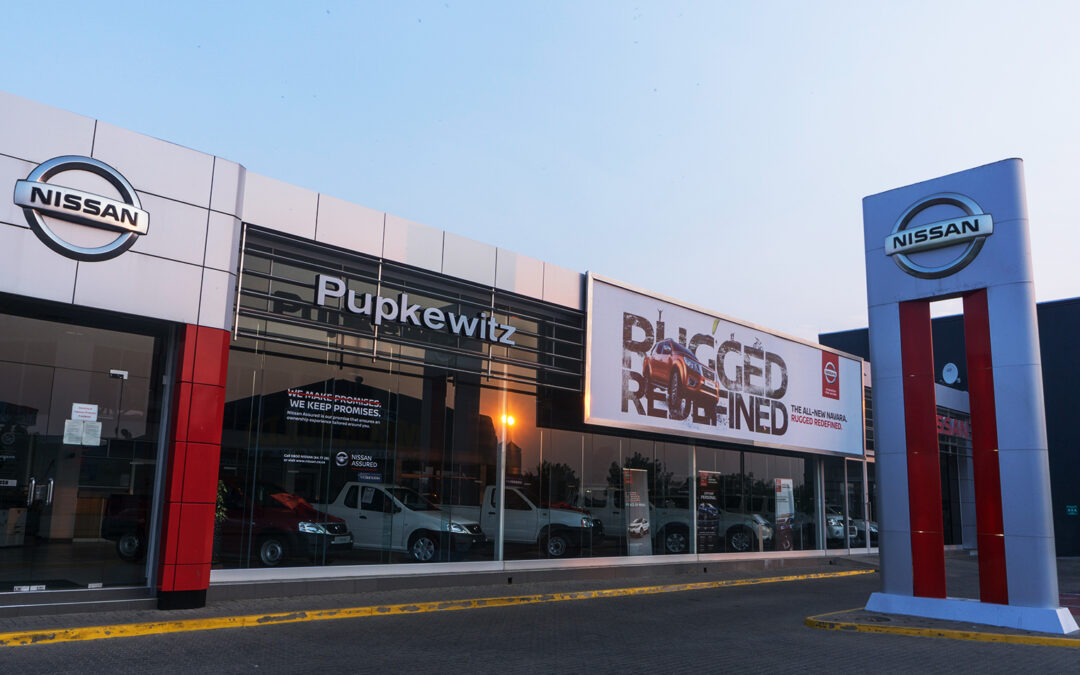 Pupkewitz Toyota Rundu's New Dealership!
